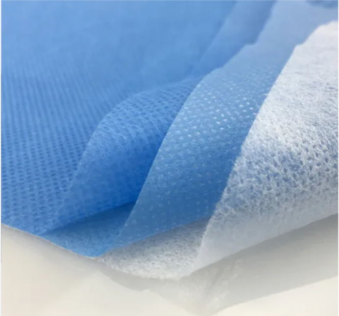 China Direct Supplier Ordinary Non-Woven Fabric for Face Mask