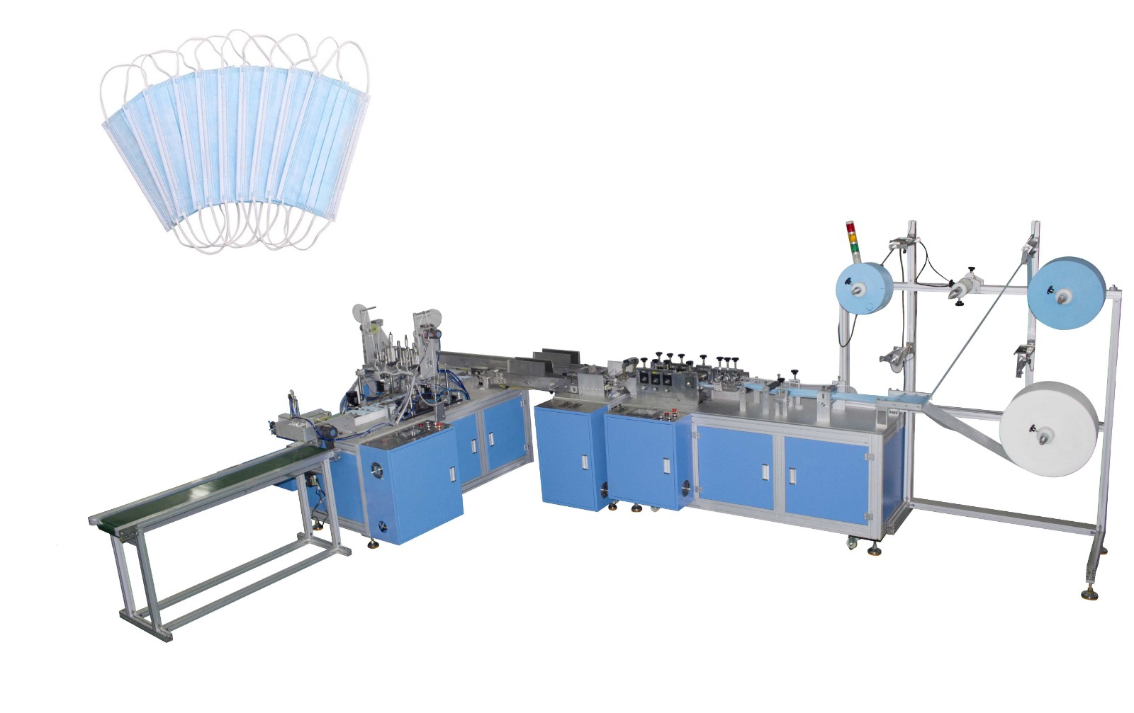 Mask Making Machine,Mask Machine, high speed mask machines,1+1 mask machine