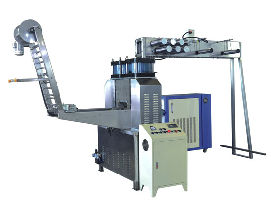 KW-900-W300 label ribbons calender machine
