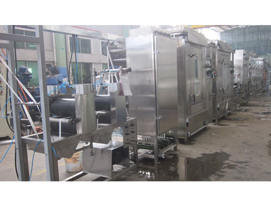 KW-800-XB400-H luggage & suitcase belts/webbing continuous dyeing machine