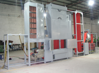 KW-821-DZ400 continuous dyeing and finishing machine for sling webbings