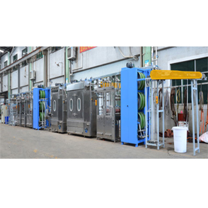 satin ribbons /label ribbons continuous dyeing & finishing machine KW-812-S/D400